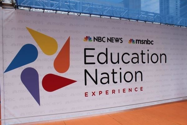 MESH009 - Custom Mesh Banner and Building Wrap for Education