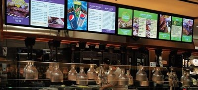 Digital Signage Is a Boost for Restaurants and Retail Businesses