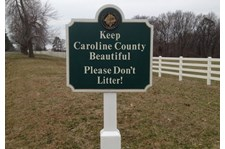 - Image360-RVA-Richmond-VA-Freestanding-Sign-Frames-Government-Caroline-County